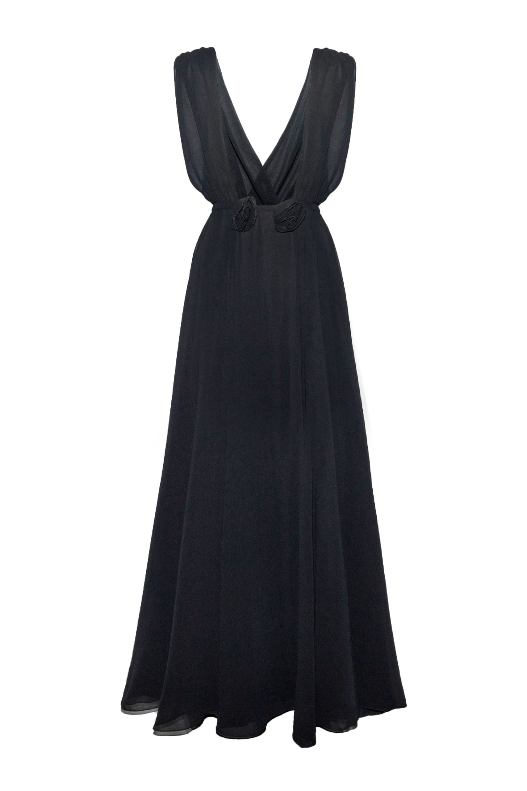 Paula black dress
