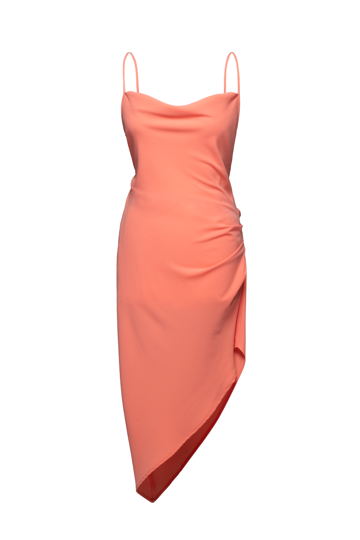 womance-dress-celery-coral